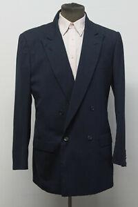 Kiton double breasted blazer jacket size 52 EU - 42 US