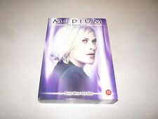 MEDIUM : THE SIXTH SEASON 5 DISC'S  DVD BOX SET