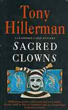 Sacred Clowns - Tony Hillerman - First UK Hardcover in Dust Jacket - Rare