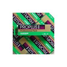 Fuji Fujicolor PROPLUS II 200 Color Negative Film 135-36 (5 roll pack) 119657