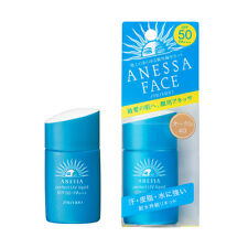 ☀ Shiseido Anessa Face Perfect UV Liquid Sunscreen SPF50+ PA+++ 22ml Ocher 40 Jp