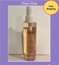 OUAI Haircare Rose Gold Hair & Body Oil 3oz/98.9ml Full Size New