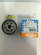 Filtro original de aceite PURFLUX LS867B para vehículos,CITROEN XSARA-AX...