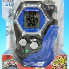 DIGIMON FRONTIER D-SCANNER DIGIVICE VERSION1.0 BLACK&BLUE JAPAN F/S