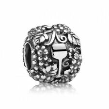Authentic Pandora Vino Charm #791222 RETIRED