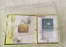 NANTUCKET HOME Picture Frame And Photo Album (new in box)