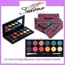 NEW Sedona Lace PrettyLilMzGrace Eye Shadow Palette w/Dual Brush FREE SHIPPING