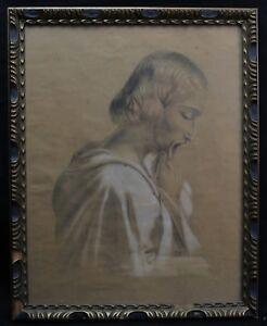 Jean-Baptiste Roy (1808-?) The Christ School Flemish M. Brie England