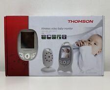 Thompson Wireless Video Baby Monitor