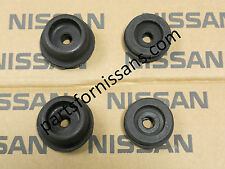 GENUINE NISSAN 300ZX Z32 NON TURBO RADIATOR RUBBER MOUNTING KIT NEW OEM