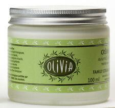 Olivenöl-Bio Gesichtscreme Feuchtigkeitscreme mit Sheabutter 100 ml OLCF