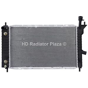 Radiator Replacement For 92-94 Ford Tempo Mercury Topaz L4 2.3L V6 3.0L New