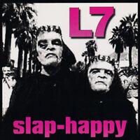 "L7 : Slap-happy Vinyl Limited  12"" Album (2016) ***NEW*** FREE Shipping, Save £s"