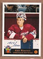 1994 Classic Pro Prospects Autographs #AU8 E.Whitten Auto /1800