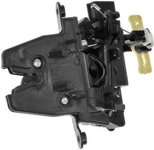 Tailgate Lock Actuator Motor Dorman# 931-258 Fits 05-12 Chevrolet Malibu