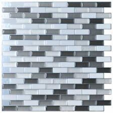 """Art3d Peel and Stick Backsplash Tile for Kitchen Bathroom,12""""x12"""""""
