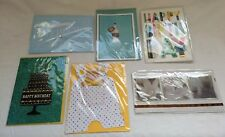 Lot Of 6 Assorted Greeting Cards: Take Two