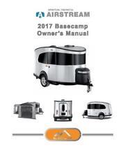 Airstream 2017 Base Camp Travel Trailer Manual Copy User Guide