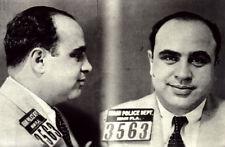 Al Capone Mug Shot Poster #01 11x17 Mini Poster (28cm x43cm)