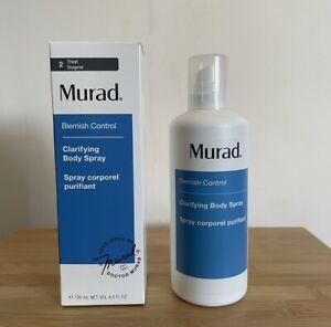 Murad Blemish Control Clarifying Body Spray 130ml BRAND NEW IN BOX