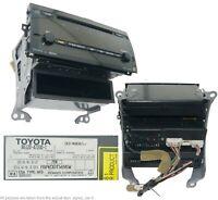 Genuine Toyota Prius (03-09) CD-Player MP3 Radio Stereo Head Unit 86120-47230