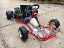 New listing Vintage Yamaha racing go kart