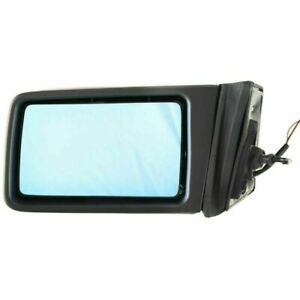 New Mirror (Driver Side) for Mercedes-Benz 190E MB1320102 1985 to 1995