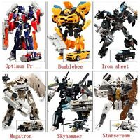 Transformers G1 Toys Figure Generations Wars Combiner Class Robots Optimus Prime