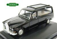 BNIB OO GAUGE OXFORD 1:76 76DS002 Daimler DS420 Black Hearse Car