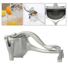 Aluminum Alloy Manual Juicer Kitchen Hand Squeezer for Lemon Orange Fruit New