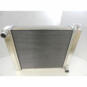 "GM Style 24"" X 19"" Universal Aluminum Racing Radiator Heavy Duty Extreme Cooling"