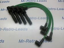 GREEN 8MM PERFORMANCE IGNITION LEADS WILL FIT VW POLO 1.6 GTi 1.4 16V QUALITY HT