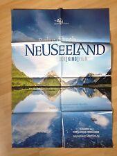 Filmposter * Kinoplakat * A1 * Reise durch Neuseeland * 2015