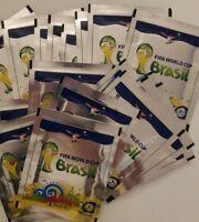 1 BUSTINA Figurine FIFA WORLD CUP BRASIL 2014 Platinum Edition (CH) - NUOVA