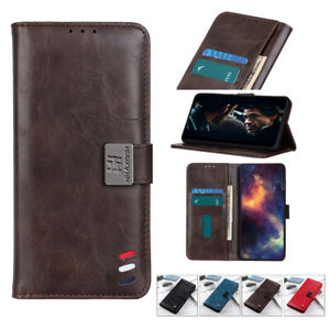 For Alcatel 1S 3X 2019 1S 1B 2020 Flip Card Slot Leather Wallet Stand Case Cover
