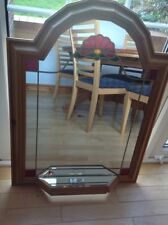 Unbranded Arched Decorative Mirrors with Shelf