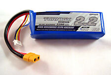 TURNIGY Lipo Battery 3S 40C-50C 2.2A 2200mAh 11.1v Lithium Polymer Pack 3 CellA4