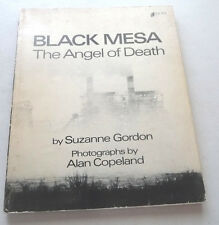BLACK MESA THE ANGEL OF DEATH HOPI ELECTRIC POWER STRIP MINING POLLUTION 1973