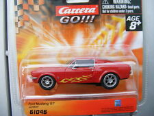 Carrera GO 61046 ford mustang'67 CUSTOM NEUF