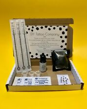 Stick and Poke Tattoo Kit - Quality Affordable Tattoo Set for DIY Tattoo's
