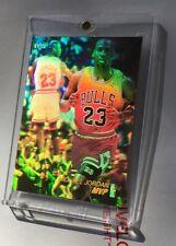 1990-91 Upper Deck Michael Jordan MVP Bulls Award Winner Hologram HOF