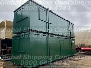 32ft x 10ft Toilet / Canteen