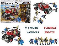 97158 - Mega Bloks - Halo - Red UNSC Spade - BOXED!!