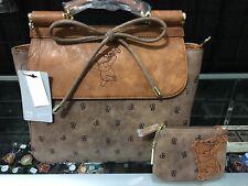 Loungefly Disney Winnie The Pooh Crossbody Bag & Coin Purse~NWT