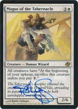 MTG Magic Magus of the Tabernacle Planar Chaos Signed by Randy Gallegos w/COA NM