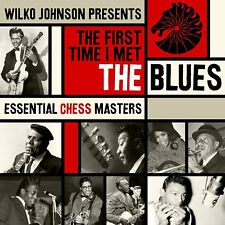 WILKO JOHNSON PRESENTS THE FIRST TIME I MET THE BLUES 2 CD (Chess Masters)