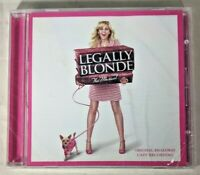 Legally Blonde: The Musical [Original Broadway Cast Recording] (CD 2007) NEW