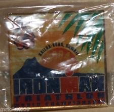 Ironman Hawaii 2004 Triathlon Collectors Pin 100%Original