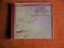 Quartetto Italiano Beethoven String Quartets OP127 & OP135 -CD