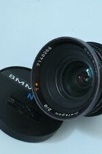 Carl Zeiss 16mm format 8mm Distagon in Les Bosher PL Mount f/2.0 T*